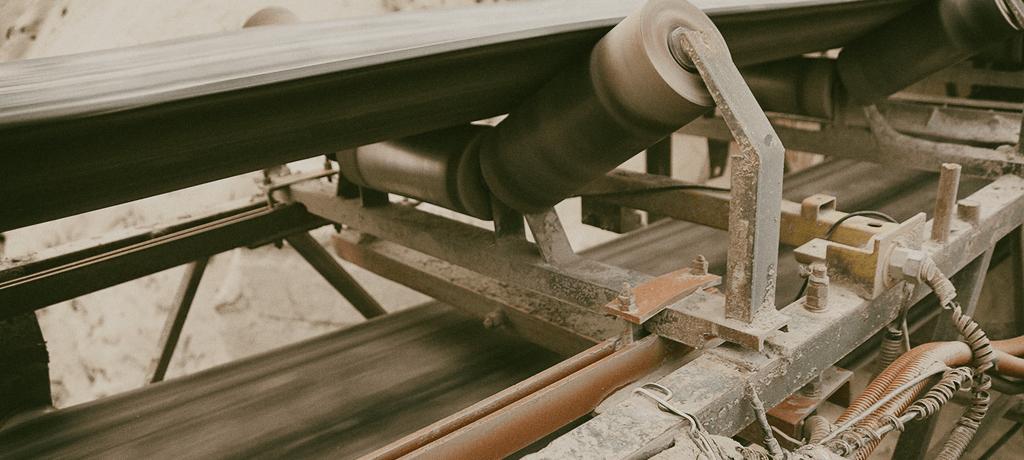 конструкция конвейерных весов